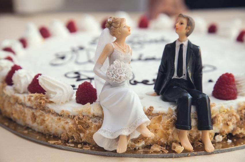 Hermosos pasteles de boda para una fiesta de ensueño