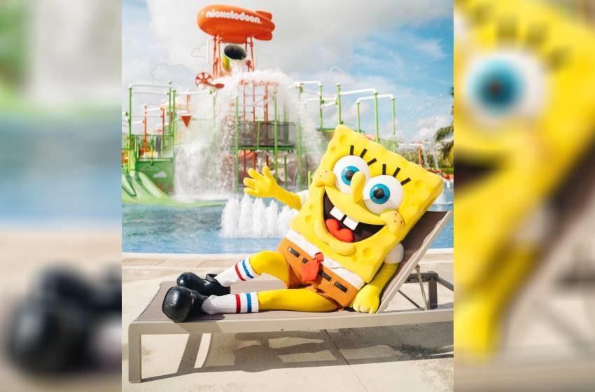Bob Esponja y todo Nickelodeon tendrán su propio hotel en México