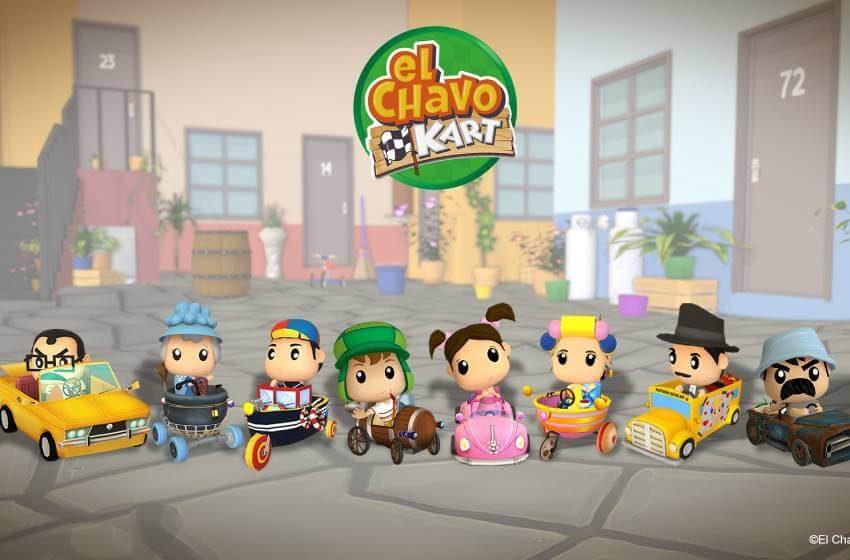 'El Chavo del 8' estrena su propio videojuego de carreras