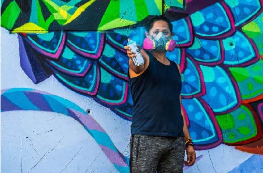 ¿Diseñas con graffiti? Inmortaliza tu obra y gana 80 mil pesos