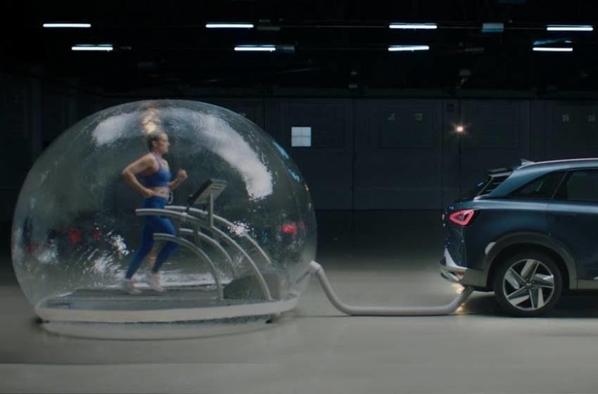 Inventan automóvil ecológico que purifica el aire al andar