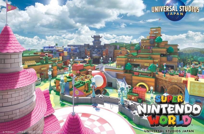 Mario Bros tendrá su propia película y parque de diversiones