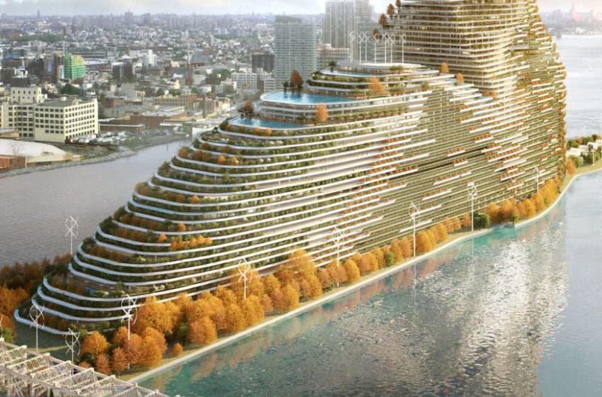 Nueva York tendrá el edificio más ecológico y alto del mundo