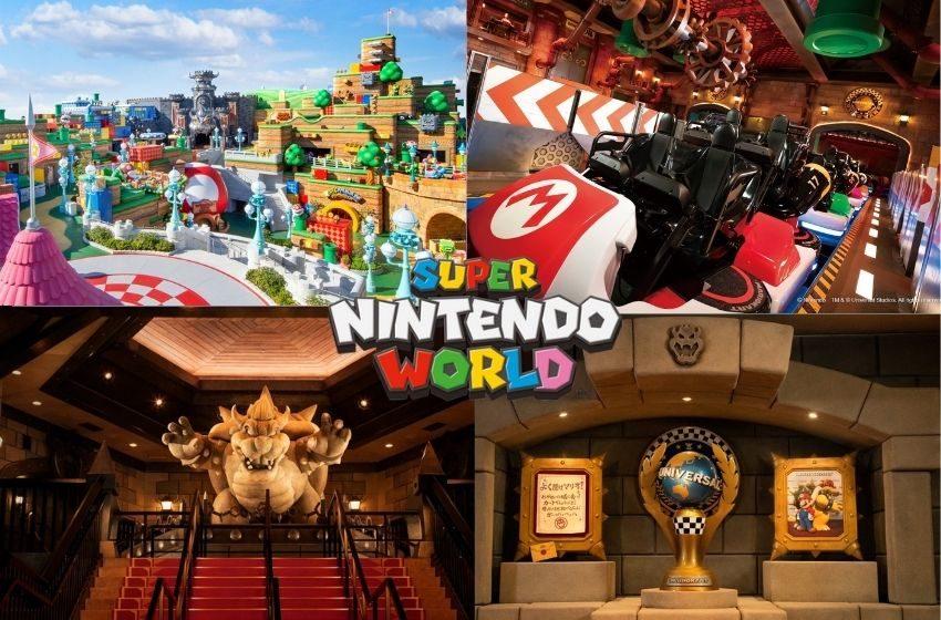 Super Nintendo World, impresionante parque de diversiones