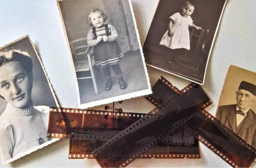 ¿Cómo digitalizar negativos? Rescata fotos antiguas en casa