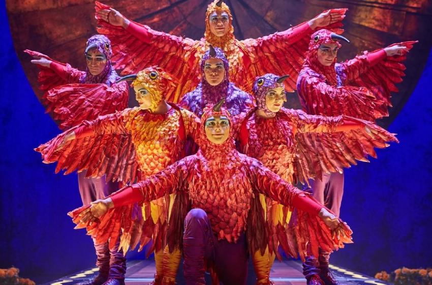 Lila Downs, Armando Manzanero y Cirque du Soleil ¡gratis!