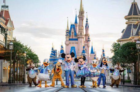 Walt Disney World cumple 50 años y lo celebrará en grande